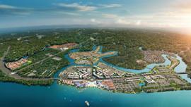 Khám phá điểm nhấn phong thủy đô thị đảo Phượng Hoàng