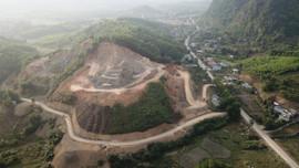 """Kim Bôi (Hoà Bình): Chính quyền xã Mỵ Hoà """"bó tay"""" trước tình trạng khai thác đất trái phép?"""