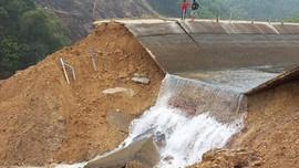 Thanh Hóa: Vỡ một đoạn kênh bắc sông Chu-nam sông Mã giữa mùa khô