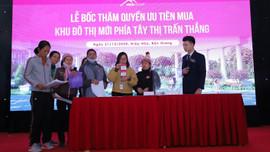 TNR Stars Thắng City: Hơn 300 giao dịch thành công trong ngày bốc thăm ưu tiên sở hữu