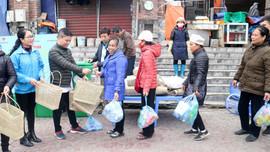 Tuổi trẻ Lào Cai chung tay chống rác thải nhựa