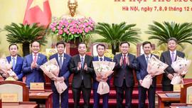 Phân công công tác của Chủ tịch và các Phó Chủ tịch UBND TP Hà Nội