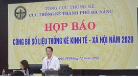 Đà Nẵng: Tăng trưởng kinh tế đạt mức âm trong năm 2020