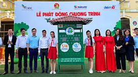 Phát động chương trình Vì mái trường xanh tại Đà Nẵng