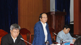 Thứ trưởng Võ Tuấn Nhân đề nghị các địa phương quyết liệt hơn nữa trong xây dựng NTM