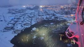 Sạt lở đất tại Na Uy: Hàng trăm người phải sơ tán