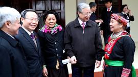 Thường trực Ban Bí thư dự gặp mặt kỷ niệm 75 năm Quốc hội Việt Nam tại Yên Bái