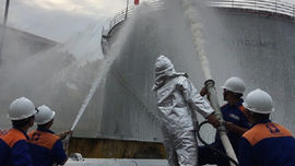 Kho K2 hoàn thành kế hoạch phòng cháy chữa cháy năm 2020