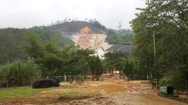 Kiểm soát được sự cố vỡ hầm dẫn nước tại nhà máy thủy điện A Lưới