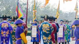 Độc đáo nghi lễ Ban sóc từ thời Nguyễn