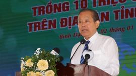 Phó Thủ tướng Thường trực Chính phủ: Cùng tạo 'Đồng Khởi mới' phát triển xanh, bền vững