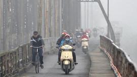 Dự báo thời tiết ngày 3/1: Không khí lạnh đang suy yếu chậm nhưng Bắc Bộ vẫn còn rét
