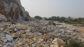 Thanh Hóa: Vi phạm hành lang đê, nhưng vẫn đồng ý cấp phép mỏ đá?