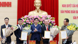 Quảng Ninh: Tách văn phòng chung cấp tỉnh sau 2 năm thí điểm sáp nhập