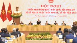 Chính phủ ban hành Nghị quyết 01/NQ-CP về nhiệm vụ, giải pháp chủ yếu phát triển KTXH 2021
