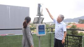 Hệ thống đo mưa tự động Vrain cung cấp dữ liệu đo mưa để cảnh báo mưa lũ và vận hành hồ chứa