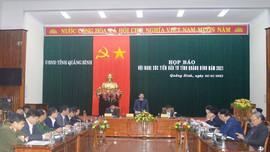 Quảng Bình: Kêu gọi đầu tư 62 dự án trên các lĩnh vực giai đoạn 2021-2023