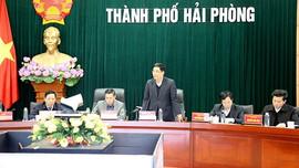 Ban Kinh tế Trung ương ghi nhận đóng góp của Hải Phòng với kinh tế cả nước