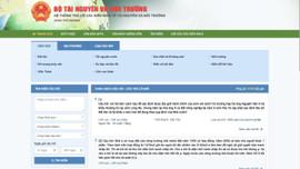 Đề xuất quy trình phối hợp tiếp nhận, xử lý kiến nghị cử tri về TN&MT