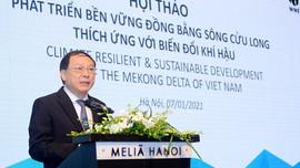 Phát triển bền vững đồng bằng sông Cửu Long: Tăng cường liên kết, hợp tác trong giai đoạn mới
