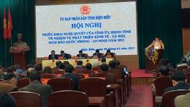 TP. Điện Biên Phủ: Một số giải pháp trong quản lí đất đai…