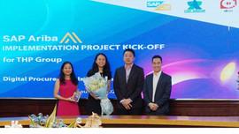 Tân Hiệp Phát hợp tác với SAP Ariba số hóa hoạt động quản trị mua hàng