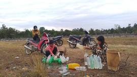 Gia Lai: Xã biên giới thiếu nước sinh hoạt