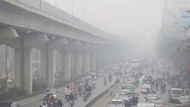 Hà Nội có thông số bụi mịn PM 2.5 vượt ngưỡng tiêu chuẩn