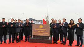 Khánh thành dự án kết nối đường vành đai 3 với cao tốc Hà Nội - Hải Phòng