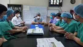 Huế tiếp nhận, điều trị nhiều bệnh nhân Lào trong đại dịch COVID – 19