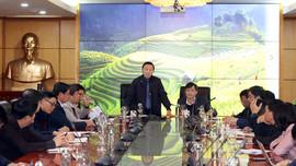 Ngành Địa chất và Khoáng sản cần tiếp nối truyền thống để góp phần quan trọng phát triển đất nước