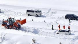Hàng chục người thiệt mạng do tuyếtrơi dày tại Nhật Bản