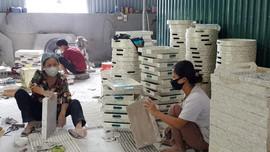 Nỗ lực bảo vệ môi trường làng nghề