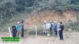 Hà Trung (Thanh Hóa): Cần xem xét việc mở rộng mỏ đá của Công ty Mạnh Trang