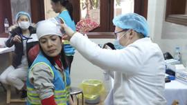 Urenco chăm lo sức khỏe cho công nhân môi trường