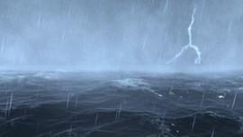 Cảnh báo mưa to, sóng lớn trên biển