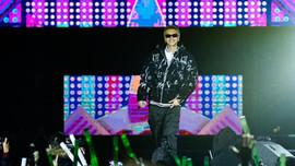 """Đại nhạc hội Rap """"Chào 2021"""" xua tan giá rét kỷ lục ở Hạ Long"""
