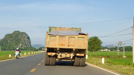 Thanh Hóa: Tăng cường kiểm soát tải trọng phương tiện