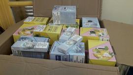 Tạm giữ 1.400 hộp thuốc lá điện tử tại Hải Phòng