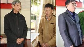 Nghệ An: Bắt 2 vị nguyên là chủ tịch xã Nghi Tiến