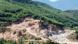 Vụ mỏ đá Tam Lộc (Thừa Thiên Huế) tuồn đất trái phép ra ngoài: Thanh tra chỉ ra nhiều sai phạm
