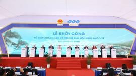 Tập đoàn FLC khởi công Tổ hợp khách sạn 5 sao và Trung tâm Hội nghị Quốc tế tại Quảng Bình