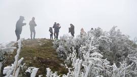 Không khí lạnh tăng cường, Bắc Bộ và Bắc Trung Bộ chuyển rét đậm, rét hại