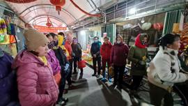 Hải Dương: Góc khuất của xây dựng chợ nông thôn mới tại xã Cổ Dũng