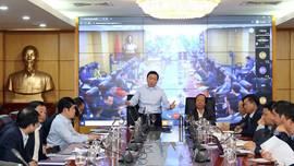 Bộ trưởng Trần Hồng Hà chỉ đạo khẩn trương hoàn thiện cơ chế, chính sách pháp luật về bảo vệ môi trường