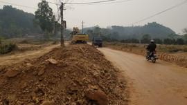 Thái Nguyên: Dự án đường 273 có dấu hiệu sai phạm