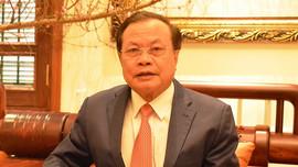 Nguyên Uỷ viên Bộ Chính trị Phạm Quang Nghị: Bám sát thực tiễn, làm đúng quy luật, lắng nghe nhân dân
