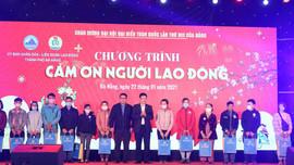 Đà Nẵng: Nhiều hoạt động chăm lo cho đoàn viên, NLĐ nhân dịp Tết Nguyên đán Tân Sửu
