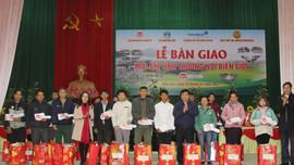 Trao Mái ấm tình thương cho đồng bào DTTS huyện Sốp Cộp, Sơn La