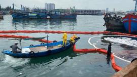 Đà Nẵng: Giảm thiểu nguy cơ sự cố tràn dầu tại cảng cá lớn nhất miền Trung